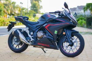 Đánh giá Honda CBR500R - thiết kế trung tính, dễ lái
