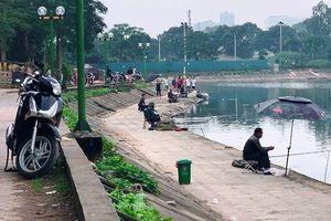 Hồ Định Công 'kêu cứu' vì dịch vụ câu cá