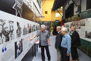 Trưng bày nhiều hiện vật chiến tranh do phi công Mỹ gửi tặng Việt Nam