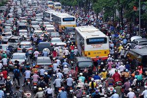 Nghiên cứu, đánh giá tình trạng giao thông ùn tắc tại đô thị lớn