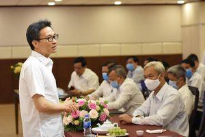 Kiểm tra phòng, chống dịch Covid -19 tại Đồng Nai
