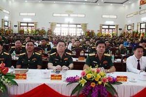 Sư đoàn 5 (Quân khu 7) gặp mặt kỷ niệm 55 năm Ngày truyền thống