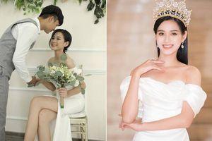 Sự thật ngỡ ngàng về 'ảnh cưới' của Hoa hậu Đỗ Thị Hà