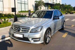 Có nên mua Mercedes-Benz C300 AMG 2013 chỉ 695 triệu ở Sài Gòn?