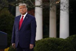 Tổng thống Trump: 'Có thể lật ngược kết quả ở ít nhất 4 bang'
