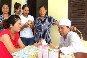 Củng cố, nâng cao chất lượng dịch vụ kế hoạch hóa gia đình