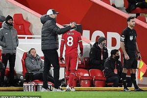 Liverpool đón thêm 'thương binh' thứ 9 ở đội một