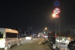 Tin giao thông đến sáng 23/11: 8 người chết, 11 người bị thương vì tai nạn