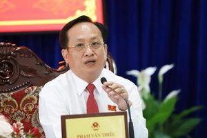 HĐND tỉnh Bạc Liêu bầu Phó Bí thư Tỉnh ủy làm Chủ tịch UBND tỉnh