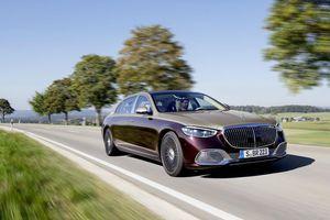 Mercedes-Maybach S-Class thế hệ mới có gì đặc biệt?