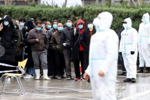 Trung Quốc: Bùng phát ổ dịch COVID-19 gần thủ đô Bắc Kinh