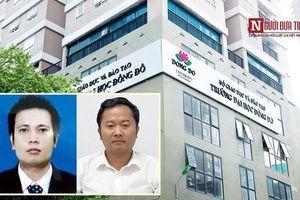 Đại học Đông Đô cấp hàng trăm bằng giả, Bộ GĐ&ĐT có 'thiếu sót'