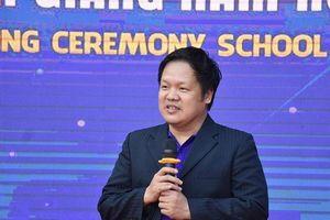 Tiến sĩ Đàm Quang Minh thôi giữ chức Hiệu trưởng Trường Đại học Phú Xuân