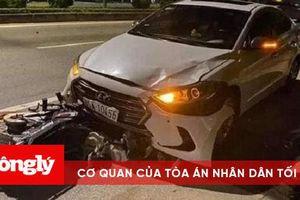 Hưng Yên: Thanh tra GTVT gây tai nạn chết người