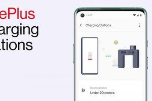 OnePlus triển khai trạm sạc nhanh tại sân bay