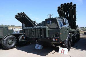 Báo Mỹ gọi Tornado-S của Nga là 'vũ khí nguy hiểm'