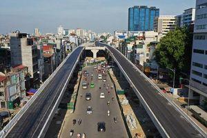 Hà Nội nghiên cứu làm thông đường Vành đai 2 trên cao đến Cầu Giấy