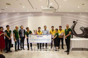 Piaggio Việt Nam tổ chức thành công cuộc thi kỹ thuật viên giỏi 2020