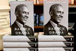 Cuốn hồi ký 'Miền đất hứa' của cựu Tổng thống Barack Obama sẽ sớm ra mắt bạn đọc Việt Nam