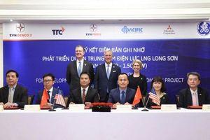 Ông lớn năng lượng Mỹ 'rót' 1 tỷ USD vào nhiệt điện khí LNG Long Sơn