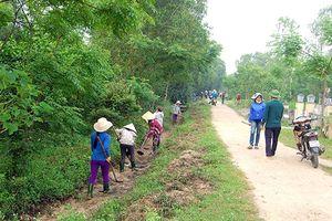 Quảng Bình: Kinh nghiệm xây dựng các mô hình nông thôn mới cấp thôn, bản