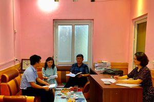 Vĩnh Phúc: Kiểm tra, khảo sát Văn phòng đại diện Tạp chí điện tử Văn hiến Việt Nam