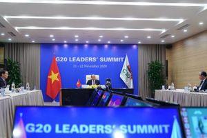 Nội dung bài phát biểu của Thủ tướng Nguyễn Xuân Phúc tại Hội nghị G20: Kiến tạo tương lai bền vững