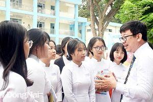 Học sinh cần chủ động tự hướng nghiệp