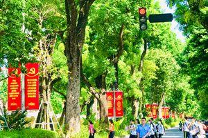 Hà Nội: Tổ chức tốt công tác thông tin, tuyên truyền, cổ động phục vụ Đại hội XIII của Đảng