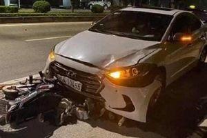 Thanh tra Sở GTVT Hưng Yên gây tai nạn chết người