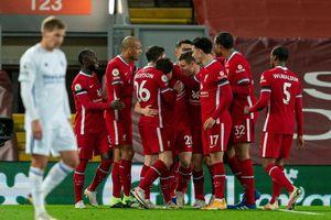 Bảng xếp hạng Ngoại hạng Anh (NHA) ngày 23/11: Liverpool đứng sau Tottenham, MU xuống thứ 10