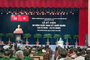 TP Hồ Chí Minh kỷ niệm 80 năm ngày Nam Kỳ khởi nghĩa