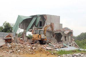 Đồng Nai: Cưỡng chế các công trình xây trái phép ở 'điểm nóng'