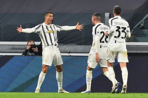 Pirlo muốn thử nghiệm Ronaldo ở đội hình mới