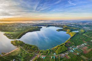 Núi lửa Chư Đăng Ya nằm ở tỉnh nào?