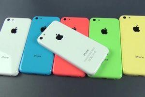 iPhone 5c được Apple đưa vào danh sách sản phẩm lỗi thời