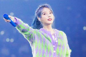 IU và dàn mỹ nhân Hàn mặc áo len đẹp