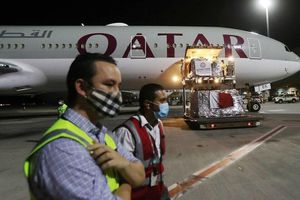 Tìm ra người mẹ vứt con mới sinh ở sân bay Qatar