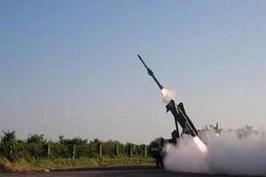 Ấn Độ phóng thử thành công tên lửa phòng không nội địa QRSAM