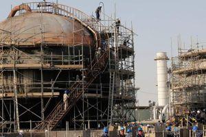 Nhóm Houthi tấn công cơ sở dầu mỏ Saudi Arabia