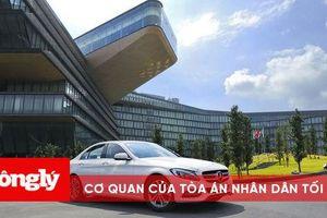 Mercedes triệu hồi 3.286 xe tại Việt Nam do lỗi túi khí