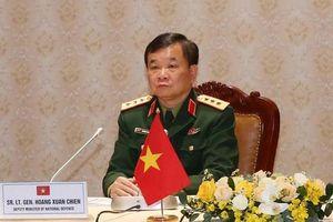 Đối thoại trực tuyến chính sách quốc phòng Việt - Mỹ năm 2020