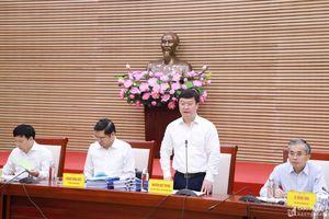 Chủ tịch UBND tỉnh: Quyết liệt thực hiện các mục tiêu phát triển kinh tế - xã hội năm 2021