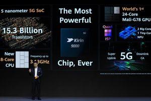 Huawei P50 sẽ sử dụng chipset Kirin 9000, màn hình OLED của Samsung và LG