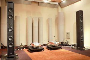 Gauder Akustik DARC 140 - Siêu loa thùng nhôm 1,9m tạo sân khấu 'khủng'