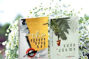 Thơ Nguyễn Hồng Hải - 'Một hành trình hào sảng'