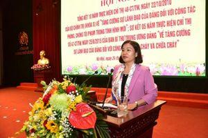Hà Nội nâng cao hiệu quả công tác phòng chống tội phạm và PCCC
