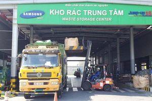 Thuận Thành Environment bỏ túi hàng nghìn tỷ đồng nhờ 'đổ rác' cho Samsung