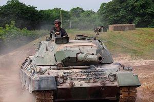 NATO công bố kết quả tái chế xe tăng Leopard 1