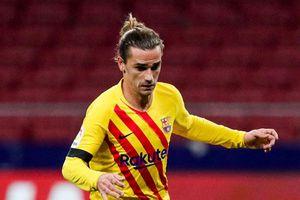 Griezmann trần tình về khó khăn đặc biệt ở Barca